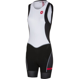 Castelli Free ITU Tri Suit Women white/black